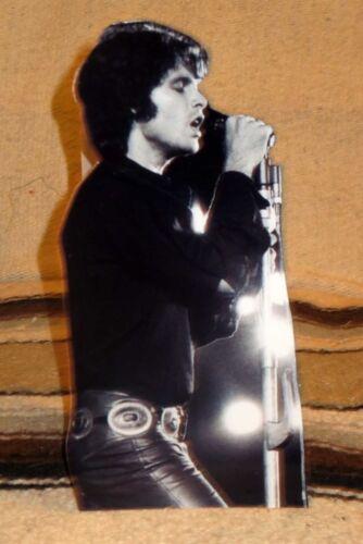 "Jim Morrison ""The Doors"" Rock Star Tabletop Display Standee 10 1/4"" Tall"