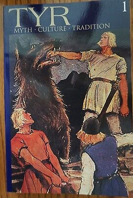 TYR Myth Culture Tradition Volume 1