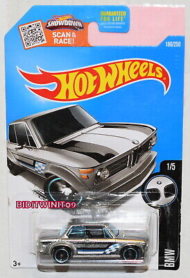 HOT WHEELS 2016 BMW 2002 ZAMAC