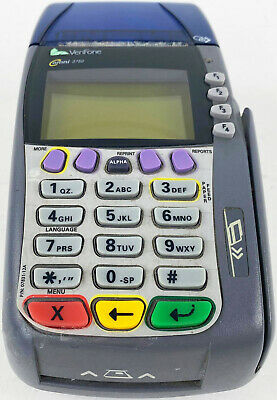 Verifone Omni 3730 Payment Terminal 197-550-14-us1