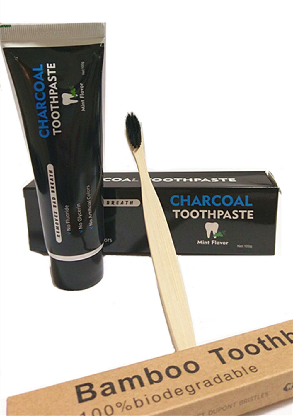 Charcole Whitening Toothpaste Activated Charcoal Tooth Paste