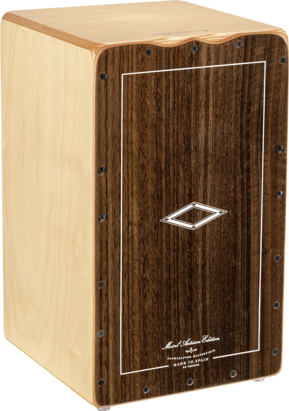 Meinl Cajon Artisan Edition Tango Line Brown Eucalyptus AETLBE