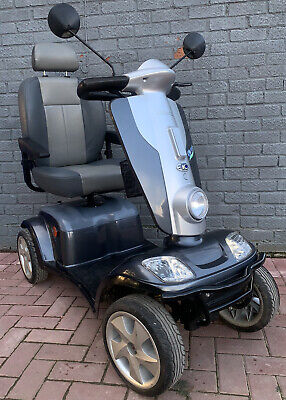85 KYMCO MAXI XLS ELECTRIC MOBILITY SCOOTER - ALL TERRAIN - 8MPH - CLASS 3