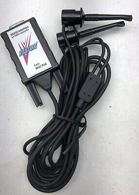 New Viator Rs-232 Interface For Hart Networks By Macktek Transcat Model 010001