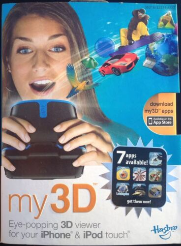 3-D For iPod/iPhone $14.99