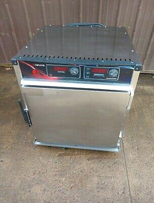 Cres Cor Heated Holding Cabinet Warmer Aqua Temp Humidity H137wsa5d
