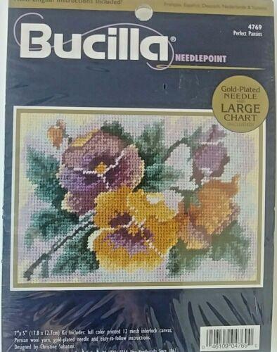 Bucilla Needlepoint #4769