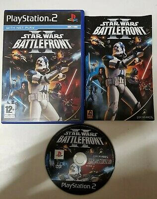 STAR WARS: BATTLEFRONT ll ~ PAL PlayStation 2
