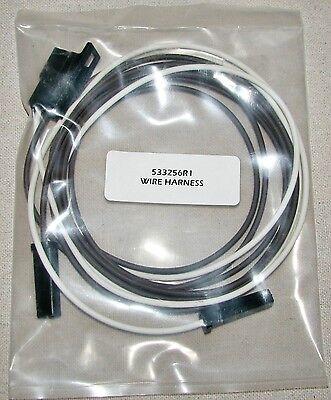 Ih Farmall 766 966 1066 1466 1468-1566 1568 Hydro 100 Cable Fender Rh 533256r1