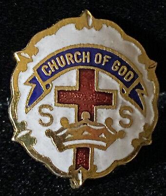 1950s-1960s Lot of 2 Methodist Sunday School pins