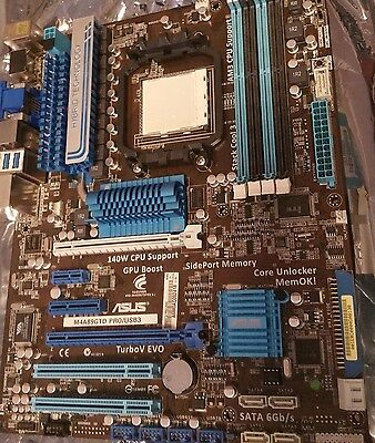 Asus M4A89GTD PRO/USB3 Motherboared ****FAST SHIPPING****