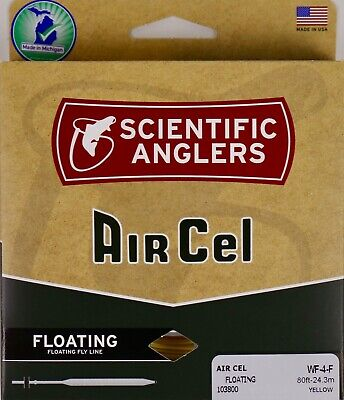 Scientific Anglers Frequency Boost Floating Fly Line WF-5-F 85ft BST-WF-5-F