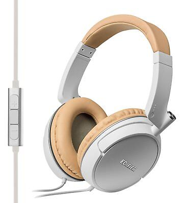 Edifier P841 Over-Ear Hi-Fi Headphones with Microphone and C