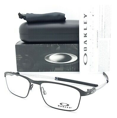NEW Oakley Truss Rod RX Prescription Frame Satin Black OX5124-0153 53mm GENUINE