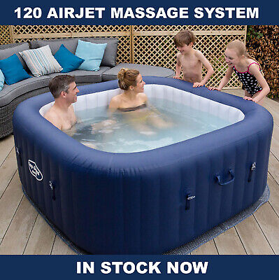 💦 Lay Z Spa Lazy Spa Hawaii Airjet 120 Jets Brand New Hot Tub FREE DELIVERY 🚚