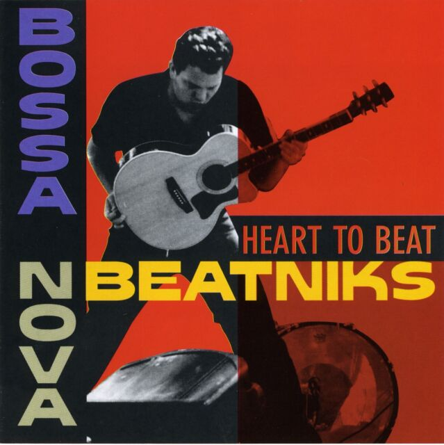 BOSSA NOVA BEATNIKS 'Heart To Beat' New York funky surf Acid Jazz fusion new CD