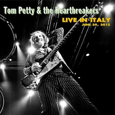 Tom Petty & The Heartbreakers - Live In Italy 2012 [2-CD] American Girl  Refugee