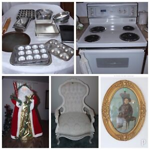ONLINE AUCTION CLOSES TONIGHT