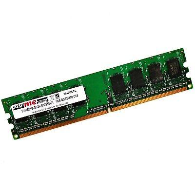 Extrememory EXME01G-DD2N-800S50-F1 1GB DDR2-800 RAM
