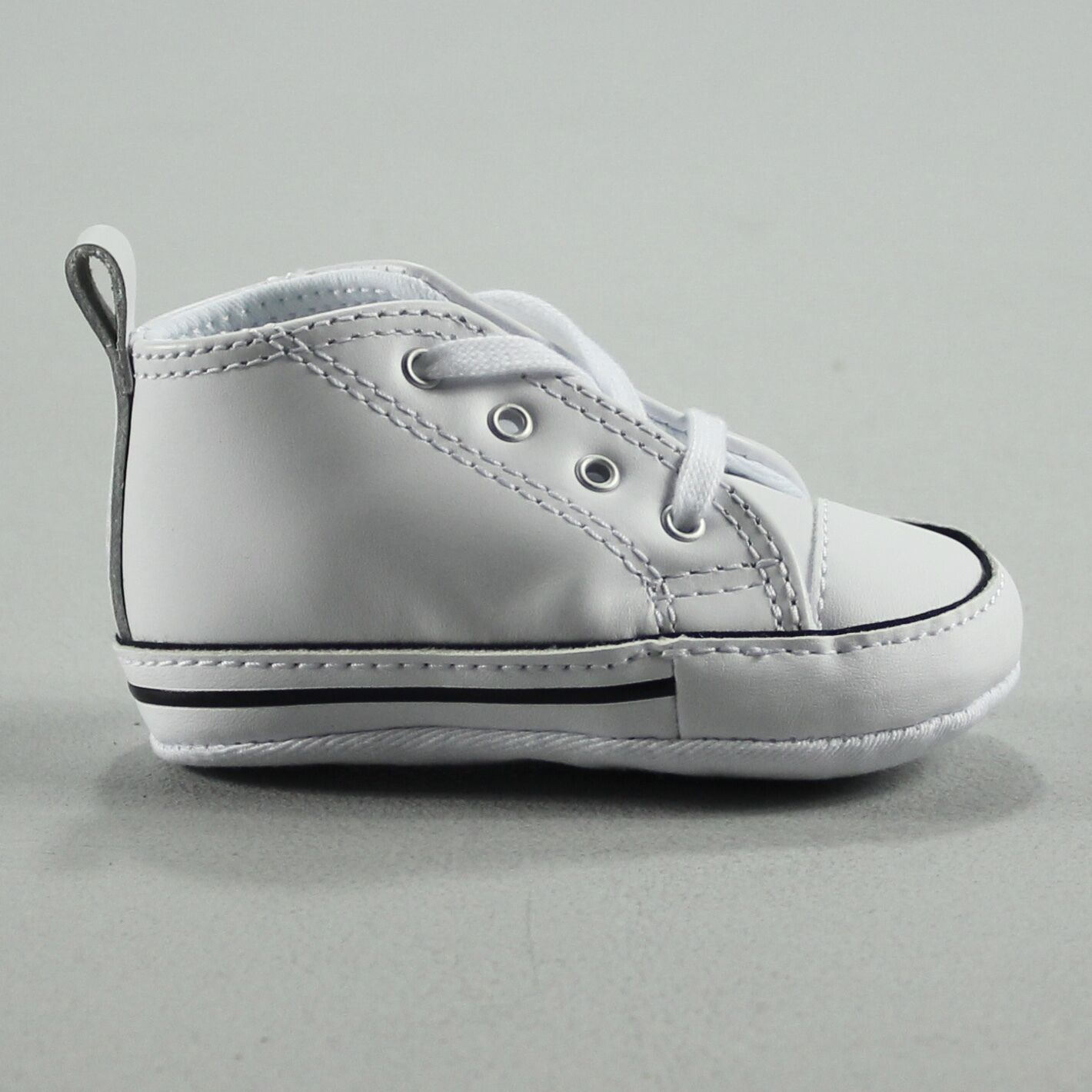 star Infant Leather Trainers Pink Pump