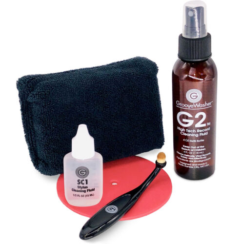 GrooveWasher RSC Record & Stylus Care System - Direct from GrooveWasher!