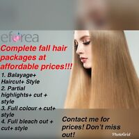 Complete Fall Hair Package at Affordable Price!