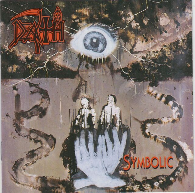 DEATH - Symbolic CD (Roadrunner, 1995) *OOP Cult Death Metal Repress