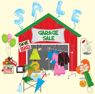 Garage Sale - moving house, all must go!