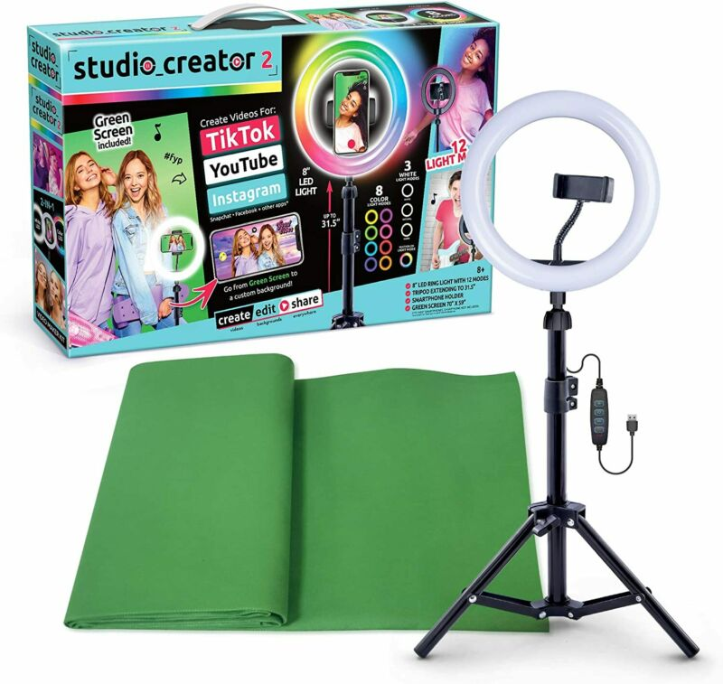 Studio Creator Video Maker Kit for Youtube TikTok Instagram – Version 2