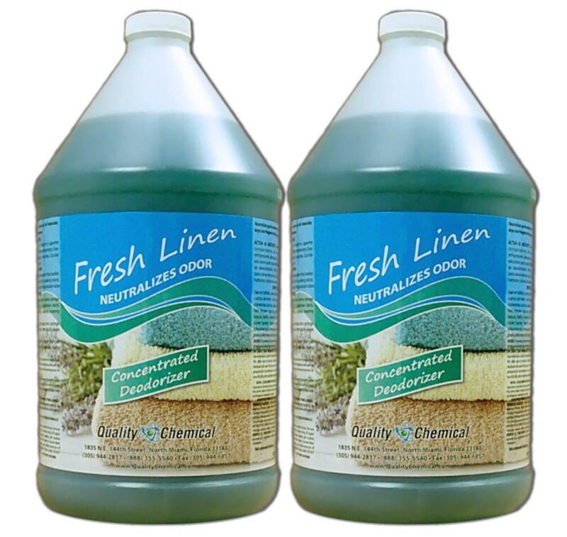 Fresh Linen Deodorizer - 2 gallon case