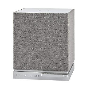 Home Room Audio Portable Music W7 Wireless Sound Single Speaker White Design Fit