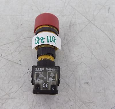 Eao Emergency Stoppush Button 61-3440.41 Pzf