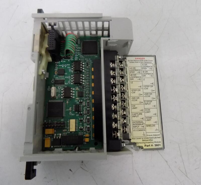 AMCI 1 AXIS STEPPER CONTROLLER 3601