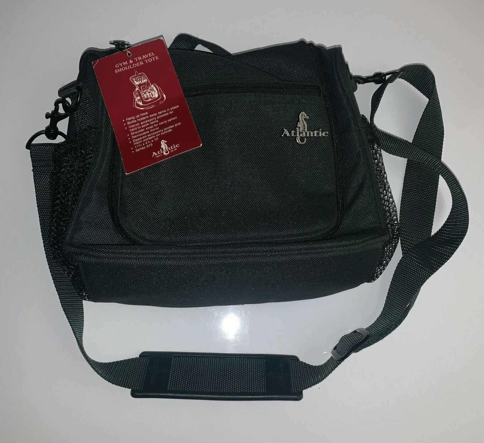 Atlantic GYM and TRAVEL shoulder tote GREEN
