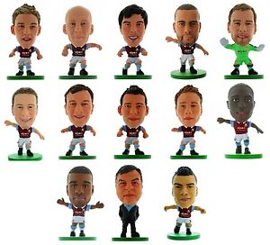 OFFICIAL-FOOTBALL-CLUB-WEST-HAM-UNITED-SoccerStarz-Figures-All-Players-Starz