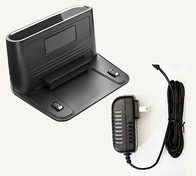 Hoover Quest 700 800 Robot Vacuum Charging Dock with Power Cord Hoover Vacuum Power Cord