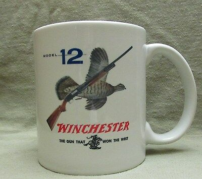 Classic Winchester Model 12 Coffee Cup, Mug - New - Cool Vintage Look