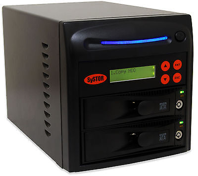 Systor Systems 1:1 Sata Hard Disk Drive (hdd/ssd) Duplica...