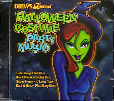 Drew's Famous HALLOWEEN COSTUME DANCE PARTY MUSIC INCLUDES CLUB MIXES & MORE OOP (Halloween Music Dance)
