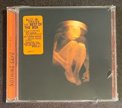 NEW AUTHENTIC Nothing Safe: Best of the Box by Alice in Chains CD Sony Music