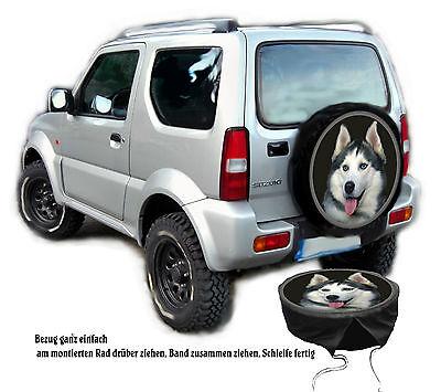 maßgeschneidert Auto SUV Jeep Reserverad Bezug Radcover mit Foto von Ihrem Hund
