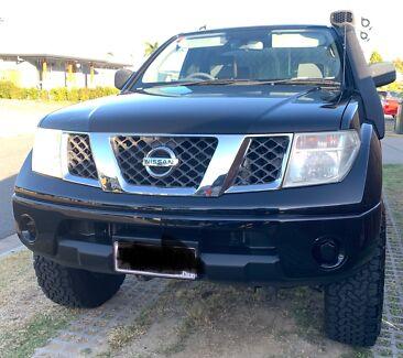 Nissan Navara King Cab Trinity Beach Cairns City Preview