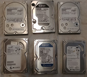 HDD 500GB / 320GB / 250GB Hard Drive Disque Dur LOW PRICES