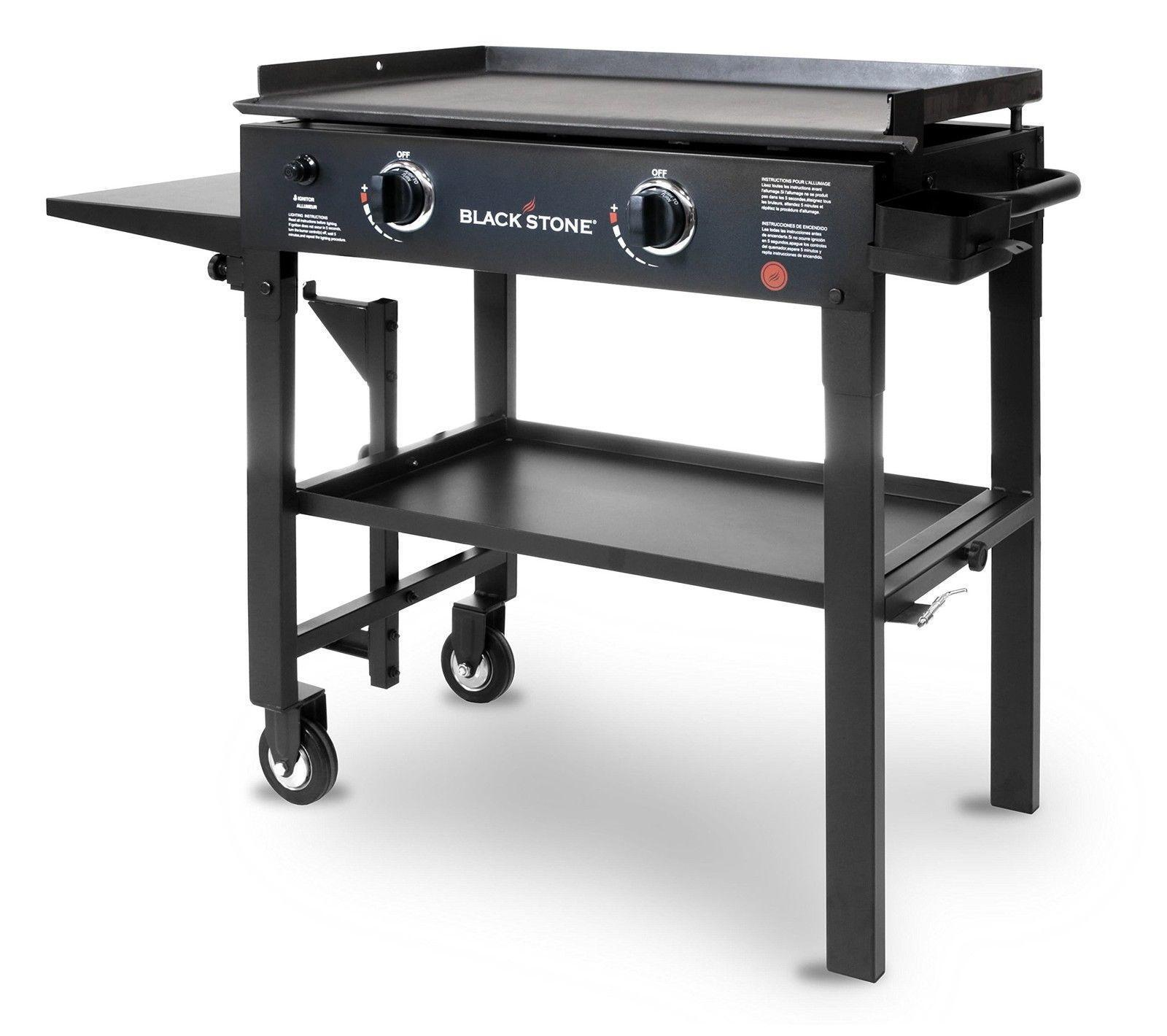 Blackstone 28 Inch Outdoor Cooking Gas Grill Griddle Station | eBay