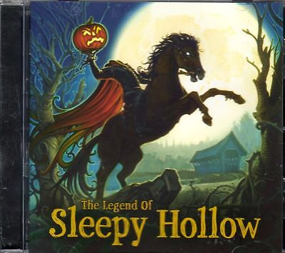 The Legend Of Sleepy Hollow: HALLOWEEN STORY w/ CHARACTER VOICES, SOUNDS & MUSIC](Halloween Story Characters)