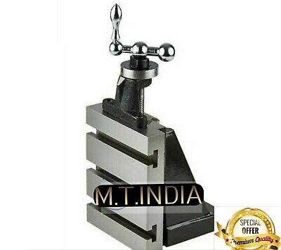 Lathe Fixed Vertical Slide Milling Slide 125 X 100 Mm For Myford Ml 7 Series