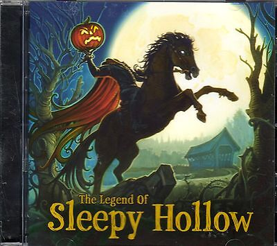 The Legend Of Sleepy Hollow: HALLOWEEN STORY w/ CHARACTER VOICES, SOUNDS & MUSIC (Sounds Of Halloween)