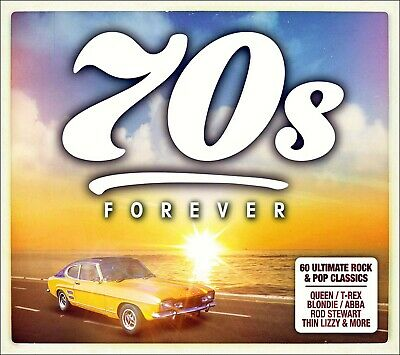 60 Greatest Hits of the 70's * New 3-CD Boxset * All Original SEVENTIES Hits