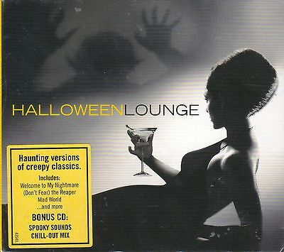 HALLOWEEN LOUNGE: HAUNTING VERSIONS OF CLASSIC SONGS + BONUS CHILLOUT SOUNDS CD!](Classic Halloween Songs Cd)