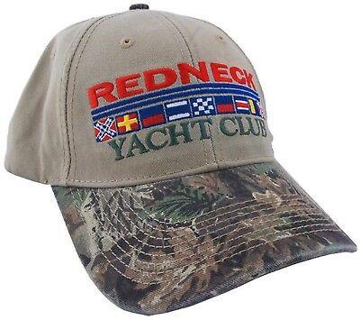 Redneck Yacht Club Hat - Redneck Hats